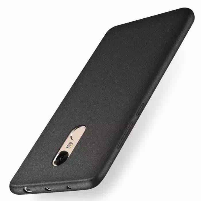 Foto Produk Soft Case Black Matte Xiaomi Note 5a, 5Pro, 6 Pro, Redmi 5a,5+ dari 88 Cellindo