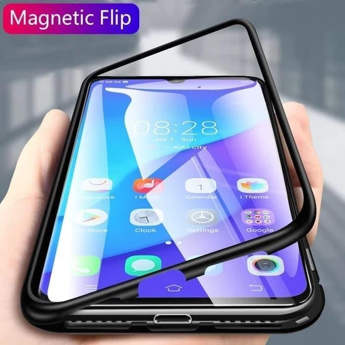 Jual Case Xiaomi Redmi Note 7 Hard Case Magnetic Casing Glass Redminote 7 Kota Bekasi Kedai Acc Tokopedia
