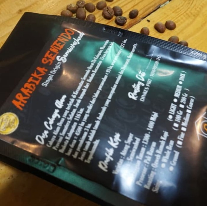 harga Kopi arabika semendo bukan robusta atau gayo - toraja - kintamani Tokopedia.com