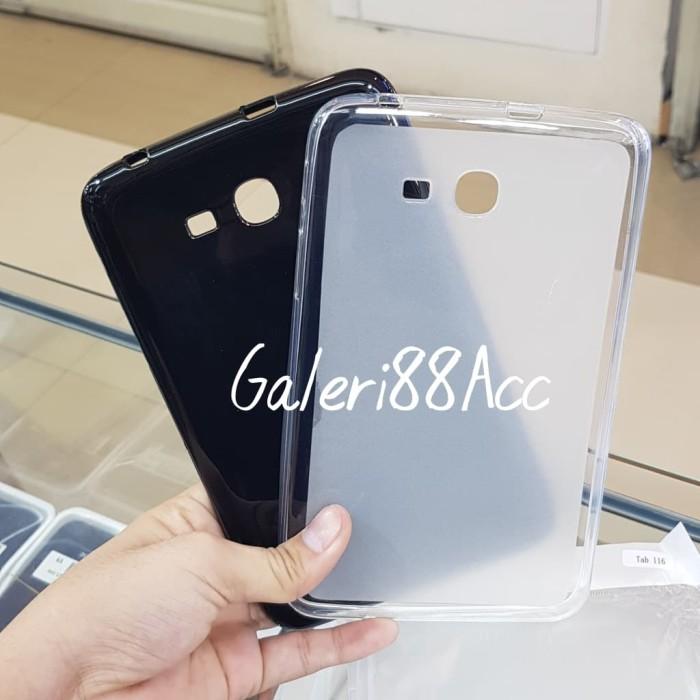 Foto Produk Samsung Galaxy Tab 3V T116 Soft Case Cover Silicon Casing dari Galeri88Acc