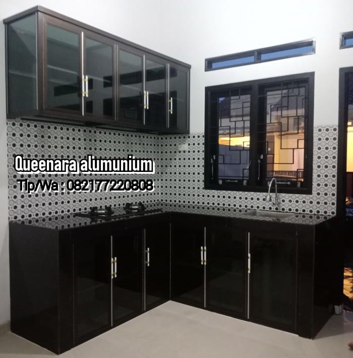 Jual Kitchen Set Alumunium Kota Bandar Lampung Jasa Angkutan Barang Tokopedia