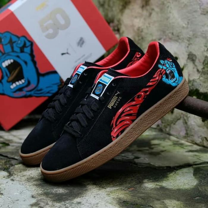 new styles a0756 ca6b2 Jual Puma Suede Classic x Santa Cruz ( Originaal + Rare ) - Kab. Semarang -  Bos Store Original | Tokopedia