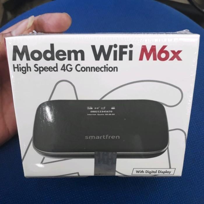 Jual Modem wifi router 4g mifi m6 smartfren bukan modem unlock - Kota  Tangerang - puri cell | Tokopedia