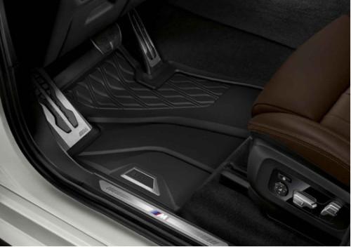 BMW Floor Mats >> Jual Original Bmw G05 X5 All Weather Floor Mats Karpet Karet Mobil Dki Jakarta Eurocarparts Jakarta Tokopedia