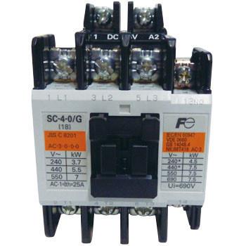 1PCS New Fuji Electric Contactor SC-4-0