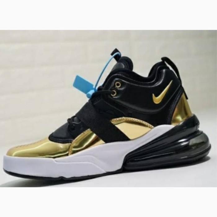 Jual SneakersTokopedia Jakarta 270 Original Tony Air Nike Dki Standard Premium Gold Force dtBoshrxQC