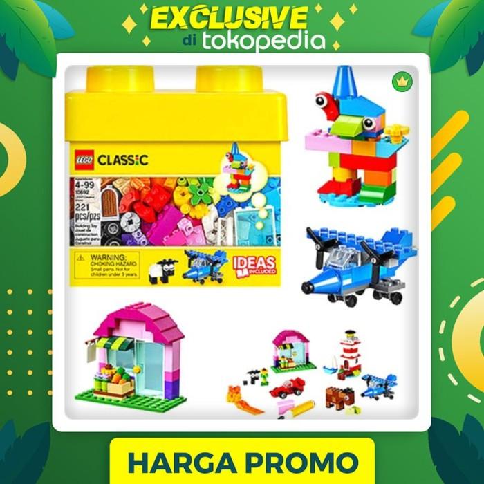 Jual Ready Termurah Original LEGO Classic -10692 Creative Bricks Box Set -  DKI Jakarta - Photoarts | Tokopedia