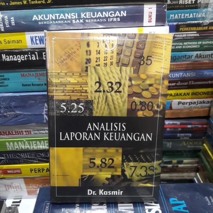 harga Analisis laporan keuangan by kasmir Tokopedia.com