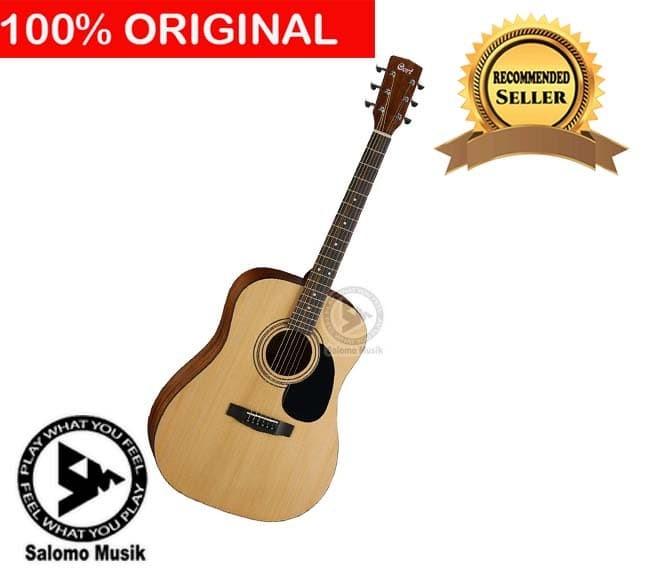 harga Gitar akustik original cort ad810 op Tokopedia.com