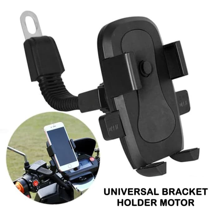 harga Holder hp universal spion motor fleksibel Tokopedia.com
