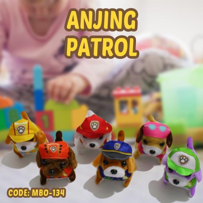 harga Paw paw patrol mini/ mainan anjing gerak & suara dog (paw patrol) Tokopedia.com