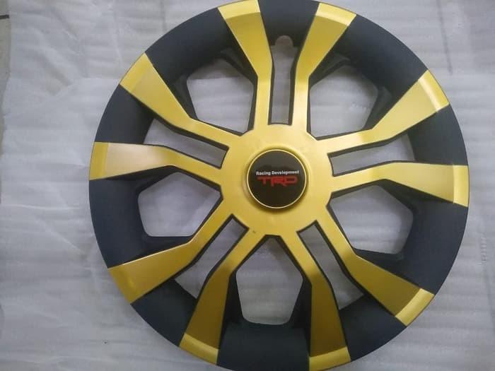 harga Dop velg trd sportivo r13 dan r14 mobil agya ayla Tokopedia.com