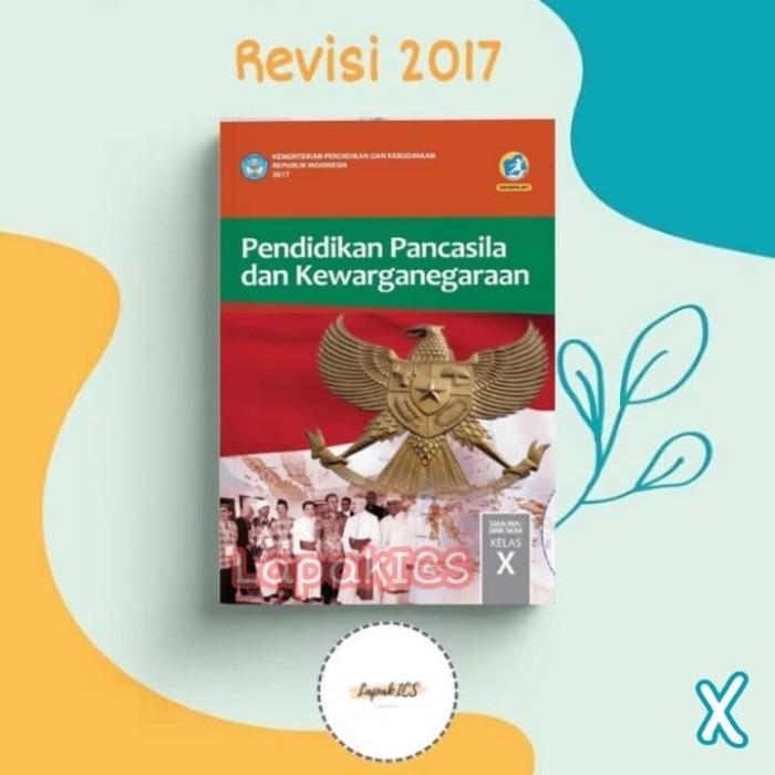 Foto Produk Buku PPKN PKN SMA Kelas 10 Revisi 2017 2018 dari Hijau TuppyOn
