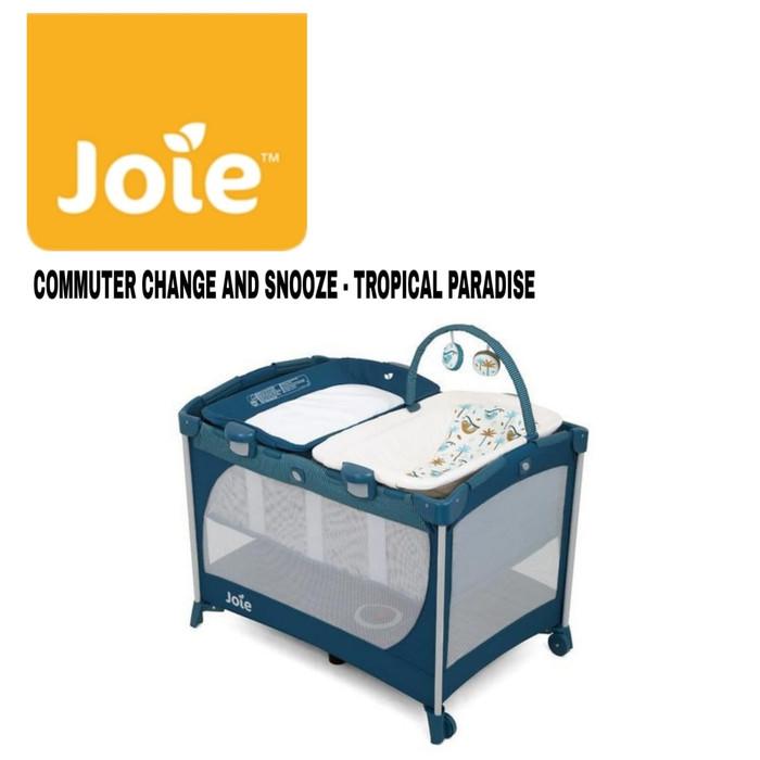 harga Baby box joie meet commuter change & snooze Tokopedia.com