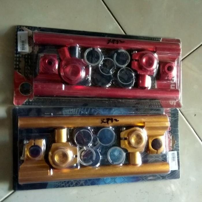 Jual stang jepit clip on merek max 3 racing - Merah - Kab. Banyumas - mjm0   Tokopedia