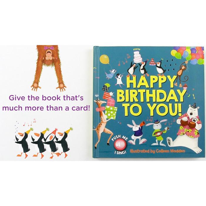 Jual Buku Anak Happy Birthday To You Dengan Suara Menarik Jakarta Utara Allinstoree Tokopedia