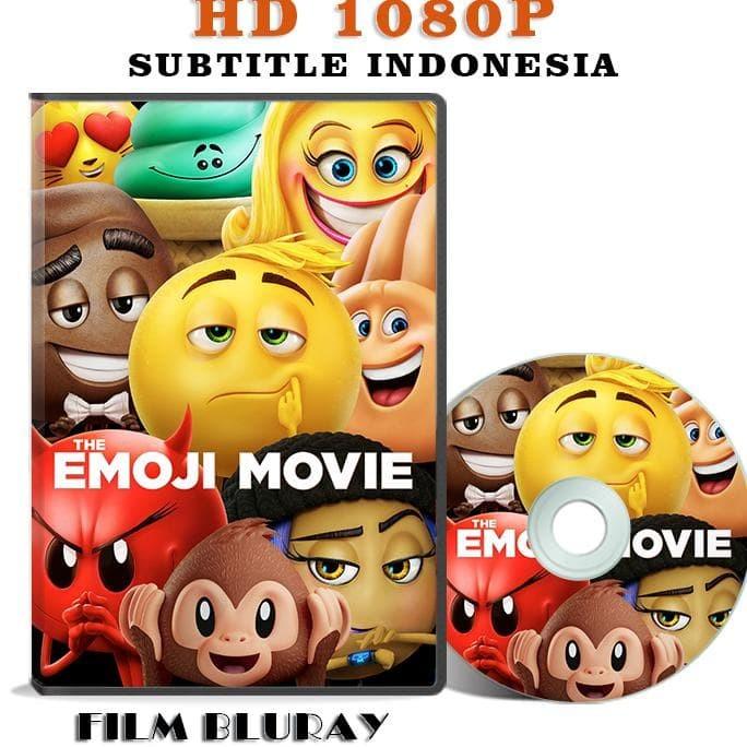 Jual Hot Sale Dvd Film Anak Animasi The Emoji Movie 2017 Terjarmin Jakarta Timur Franciscusbediona28 Shop Tokopedia