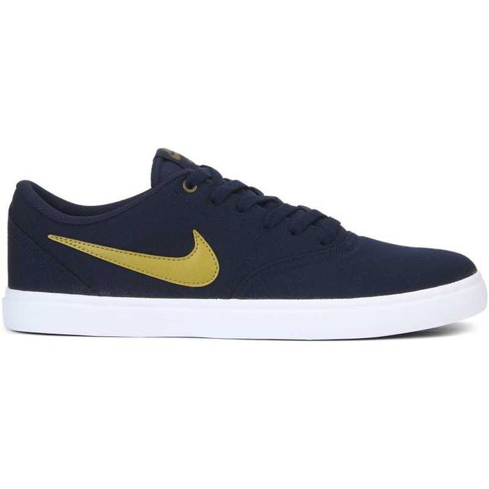 Jual Men's Nike SB Check Solarsoft Canvas Skateboarding Shoe ...