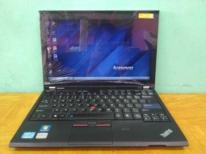 Jual Laptop Lenovo X220 Core i5 Thinkpad Gaming DESAIN Garansi ...