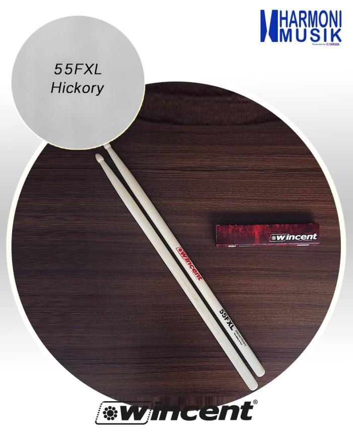 harga Wincent drumstick 55fxl hickory standard / drum stick Tokopedia.com