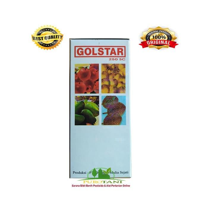 Foto Produk Golstar 250SC 250ML ZPT Bunga Dan Buah Mangga Durian Kelengkeng dari Purotani
