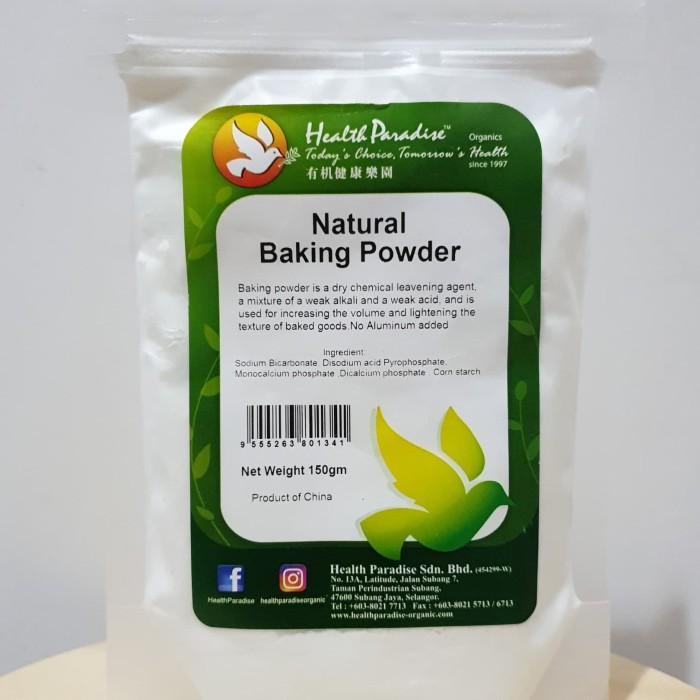 Natural Baking Powder (150 gr)