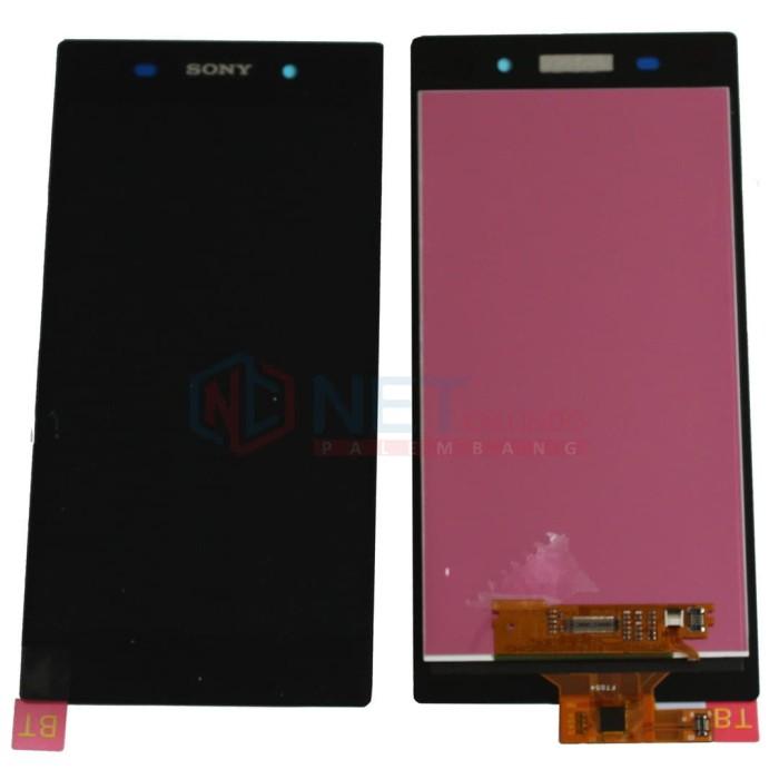 harga Lcd touchscreen / lcd ts sony z1 / c6902 / c6903 / l39h / l39 Tokopedia.com
