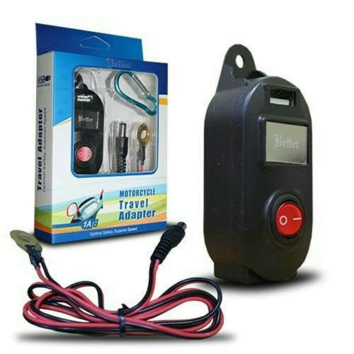harga Adapter charger motor Tokopedia.com