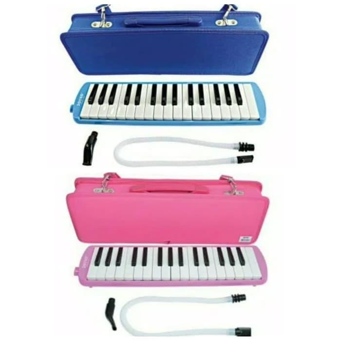 harga Pianika joyko hardcase pnc-20 biru/ pnc-21 pink Tokopedia.com