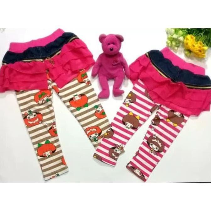 Jual Legging Anak Perempuan Legging Rok Tutu Celana Lucu Legging Bayi Kota Surabaya Desyah Shoop Tokopedia