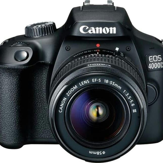 Foto Produk Canon EOS 4000D Kit dari Zeta Accessories