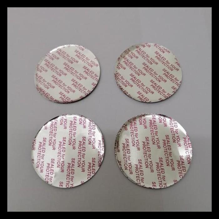 Foto Produk Terkece 100 Perbungkus Aluminium Foil Seal Botol Pet 54Mm dari Sadira olshops