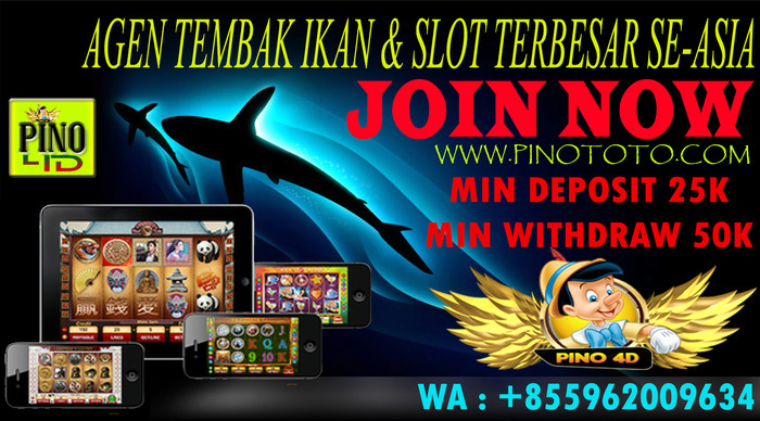 Jual Tembak Ikan Slot Kota Pekanbaru Pinototo4d Tokopedia