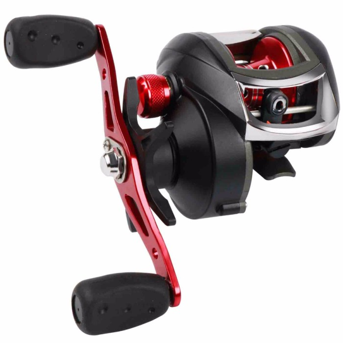 a48cb187a95 Harga Terbaru ZANLURE LA200 8.1:1 12 1BB Fishing Reel Left/Right ...