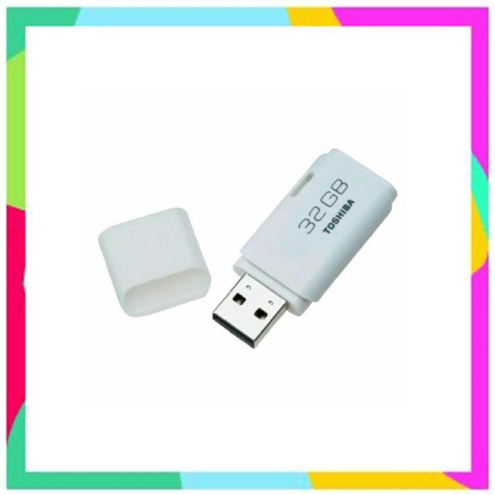 RD Toshiba flashdisk hayabusa 32GB Original -Toshiba USB Drive 32GB -