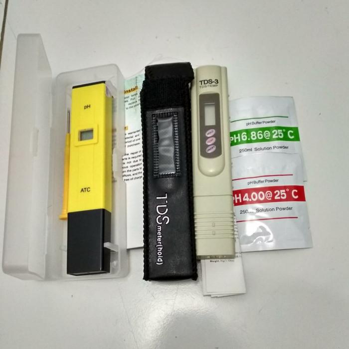Foto Produk pH dan TDS meter dari Aa818_Hydroponic