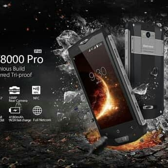 harga Blackview bv8000pro 64gb ram 6 gb hp tahan banting & air/ hp outdoor Tokopedia.com