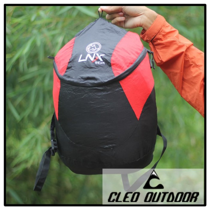 Foto Produk Tas Lipat LNX Lightpack dari Cleo Outdoor Adventure