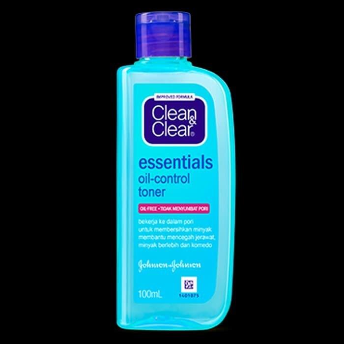 harga Clean and clear toner 100ml Tokopedia.com