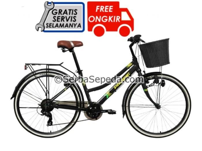 harga Sepeda keranjang pacific ravella 26 Tokopedia.com