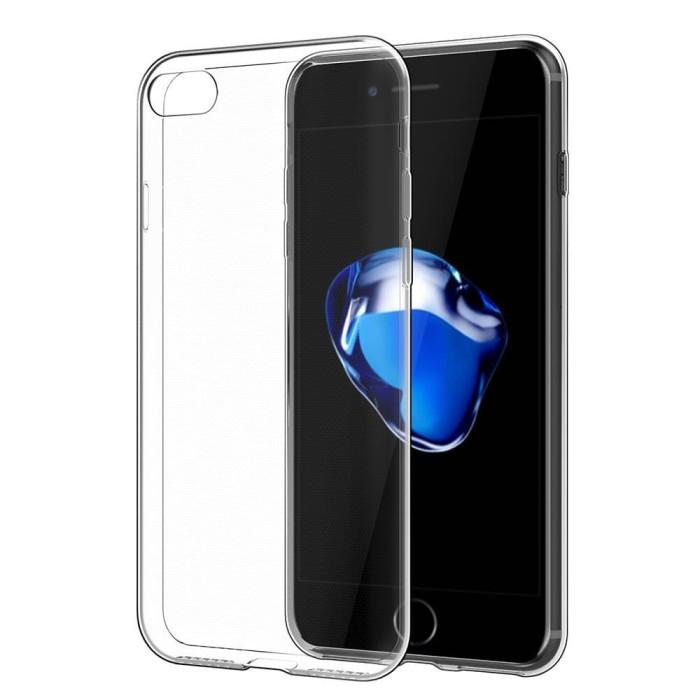 Foto Produk Transparan Bening Soft Case Perfect Fit Casing iPhone X XR XS XS Max - XR dari iShop Here