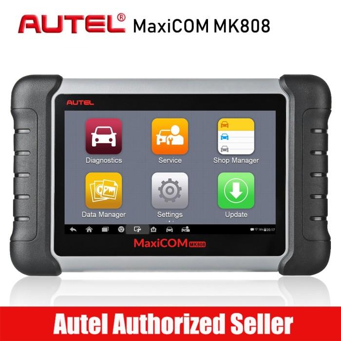 Automotive Scan Tool >> Jual Autel Maxicom Mk808 Automotive Diagnostic Tool Obdi Obd2 Auto Jakarta Barat Powercellacc Tokopedia