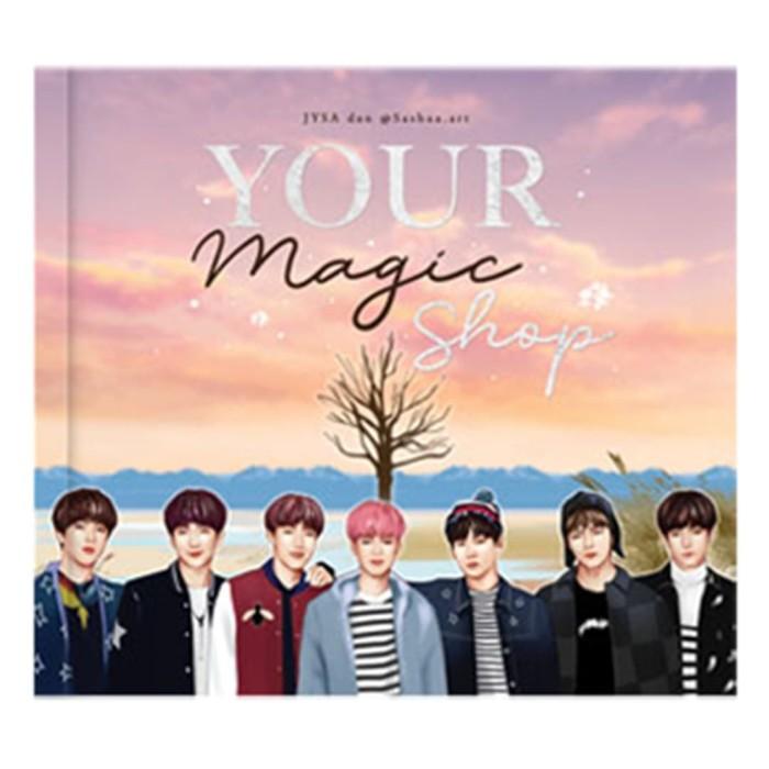 harga Your magic shop Tokopedia.com