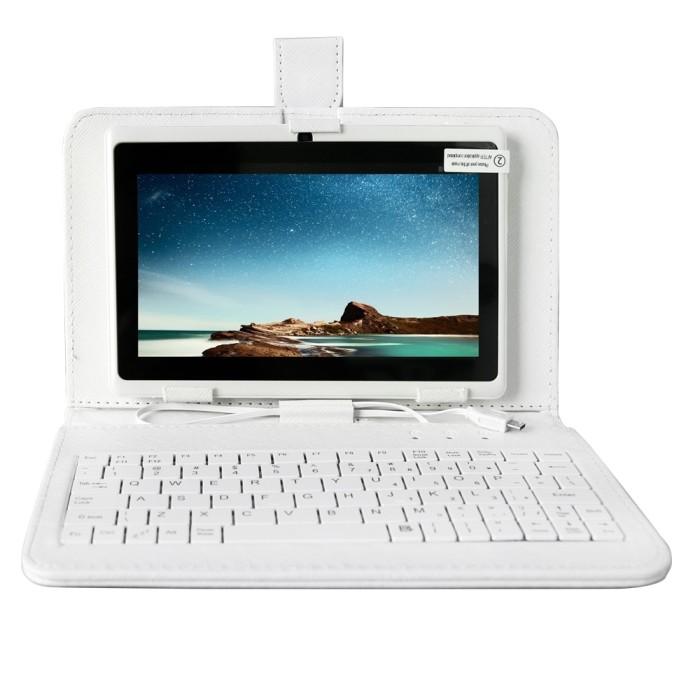 Jual Yuntab 2 Colors 7 inch A33 Quad Core 1 5GHz Q88 Tablet PC 1024 x -  Kota Surabaya - Captiva_Mall | Tokopedia