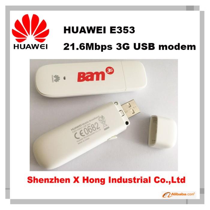 Jual New original Unlocked Huawei E353 3G Wireless Modem 21 6Mbps usb - DKI  Jakarta - Vionir Mart   Tokopedia