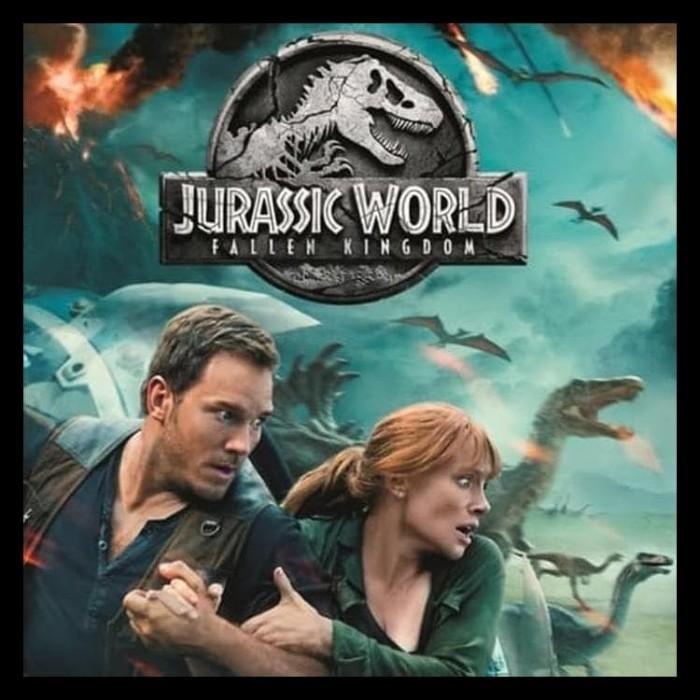 Jual Jurassic World Fallen Kingdom 2018 Hd Dts Terbaik Jakarta Selatan Unlimitedstore66 Tokopedia