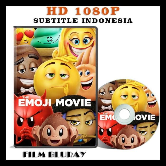 Jual Dvd Film Anak Animasi The Emoji Movie 2017 Big Sale Jakarta Selatan Unlimitedstore66 Tokopedia