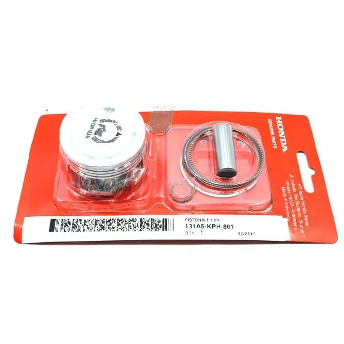 Foto Produk Piston Kit 1 00 Kharisma Supra X 125 131A5KPH881 dari Honda Cengkareng