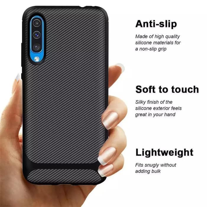 harga Samsung galaxy s10 lite s10e case matte carbon fiber soft silicone Tokopedia.com