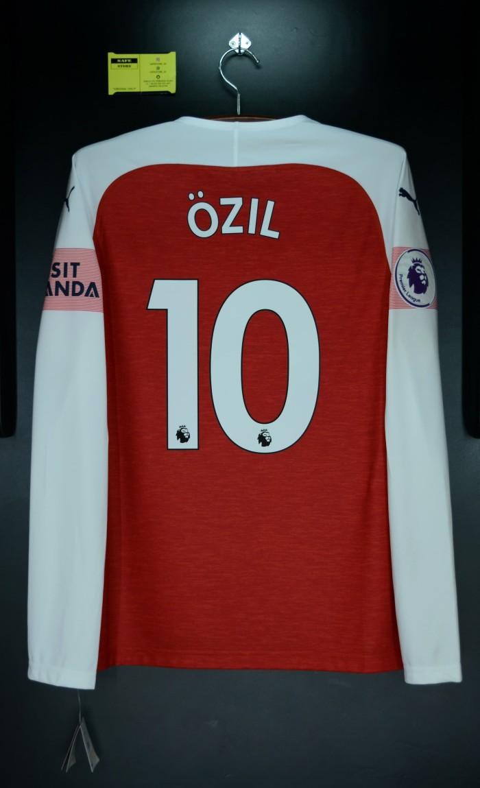 new concept 339f4 70bd7 Jual Arsenal 2018-19 Home. OZIL. MEDIUM. Original Jersey. PUMA 753210 12 -  DKI Jakarta - S4fe Store | Tokopedia